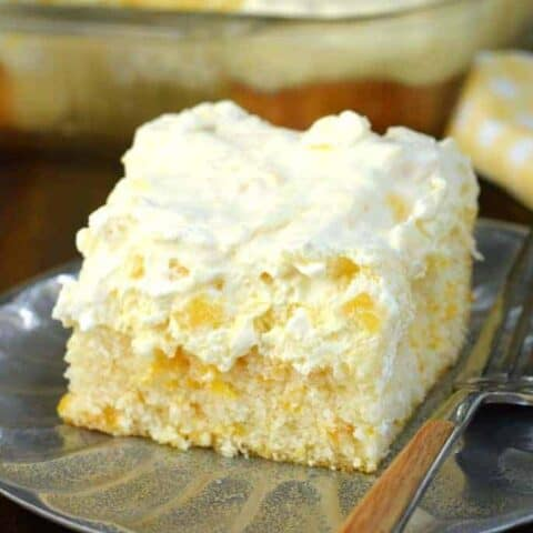 Pineapple Orange Cake