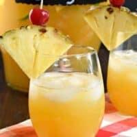Easy Pineapple Sangria Recipe