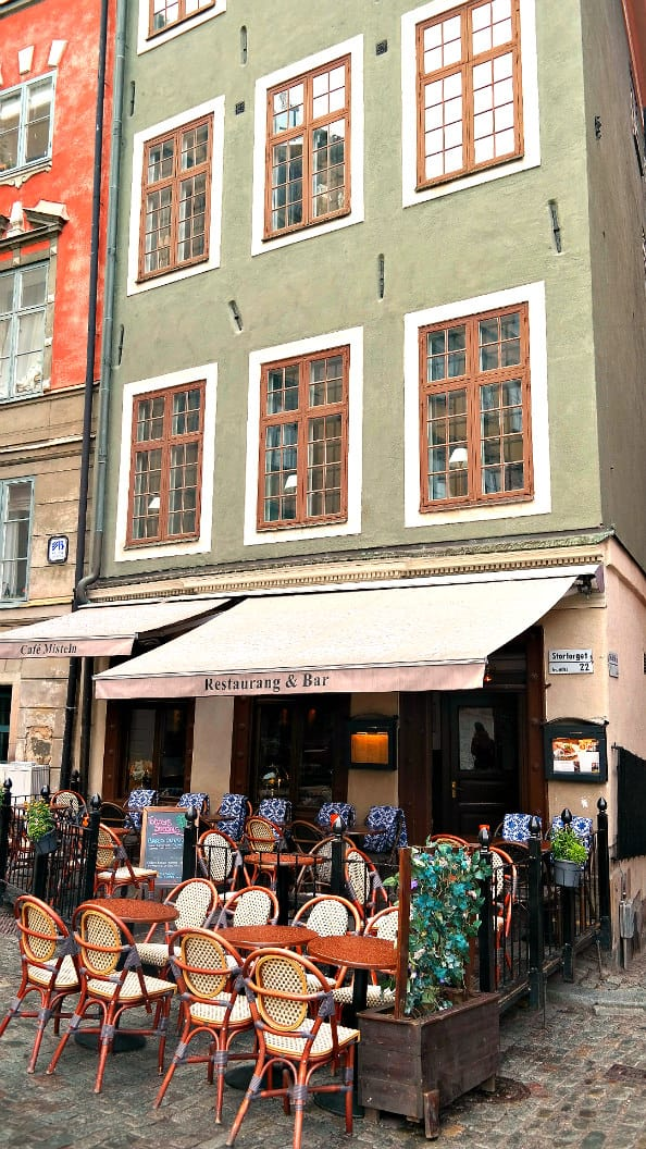 Stockholm, Sweden...Gamla Stan