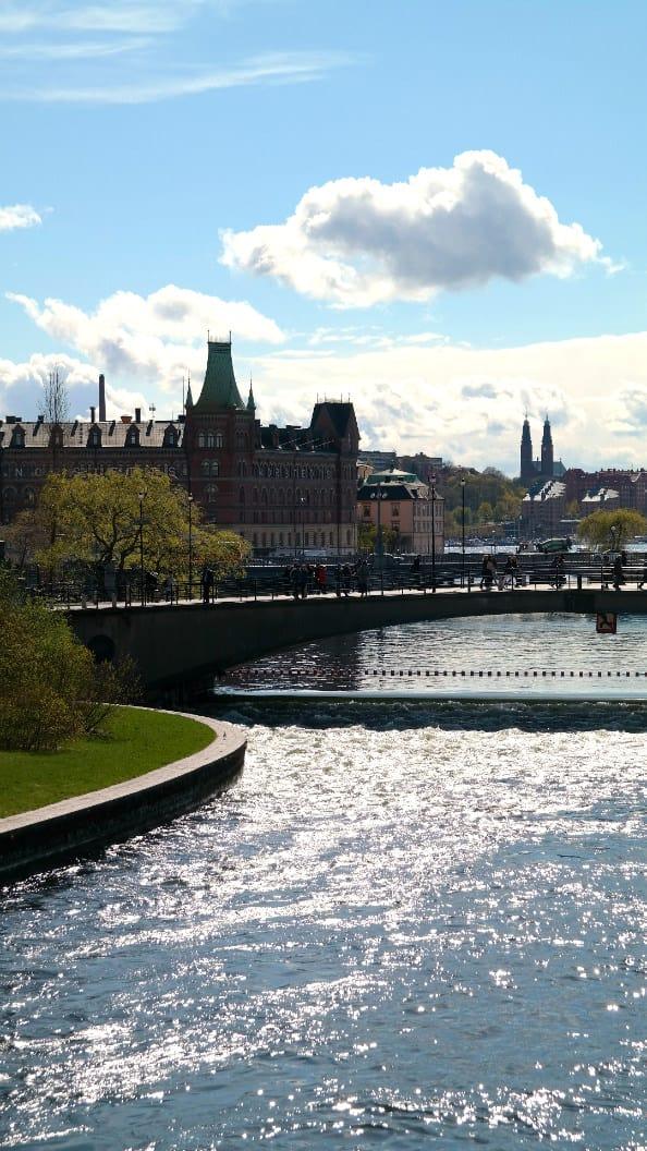 Stockholm, Sweden and it's beautiful landscape