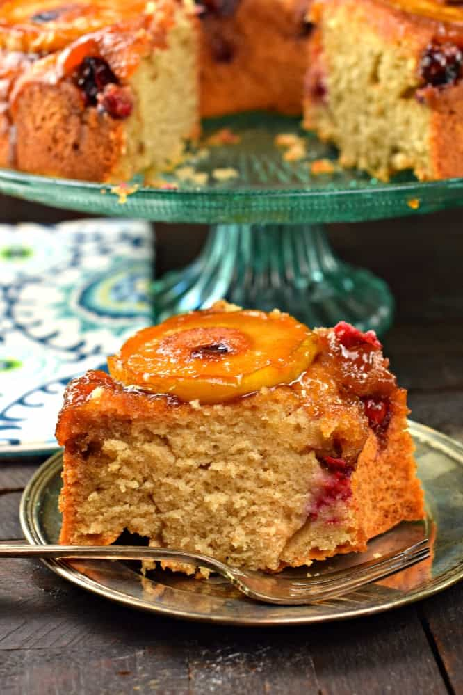 apple upside down cake apple cranberry bundt cake shugary 1351