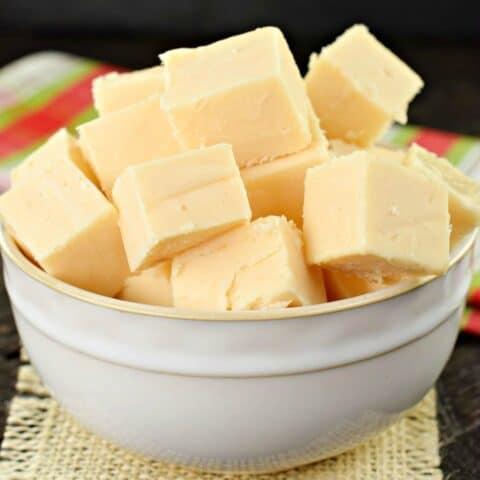 Butter Rum Fudge