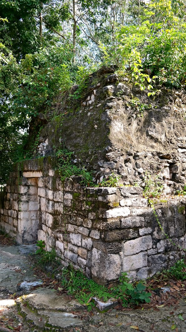 Mayan Ruins, El Cedral, Cozumel Mexico #travel #vacation #mexico #cozumel #wanderlust #princesscruises #sponsored
