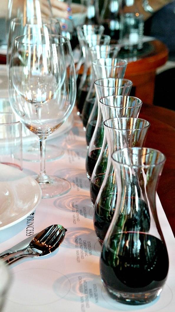 Crown Princess #wineblending #winedrinker #travel #princesscruises #sponsored #cruiseship
