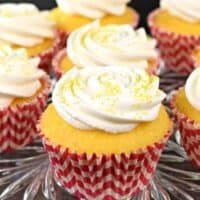 Lemon Whipped Cream Frosting