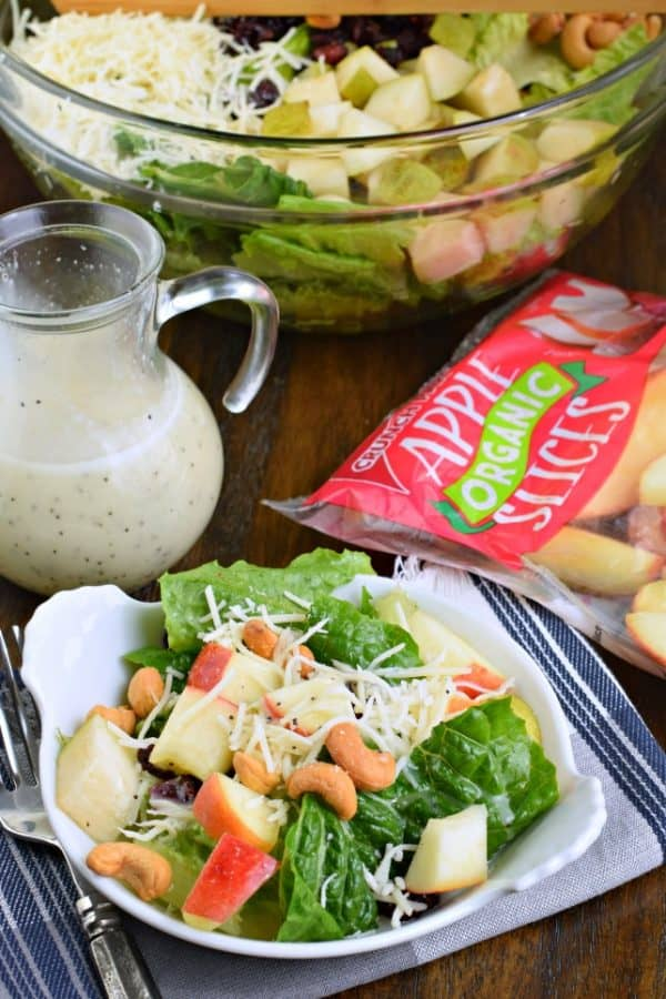 Harvest Salad with Crunch Pak Apples