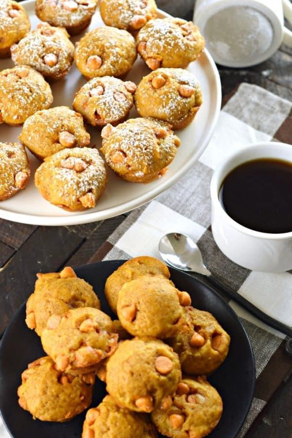 Best Pumpkin Butterscotch Muffins recipe