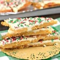 Easy Christmas Crack Recipe