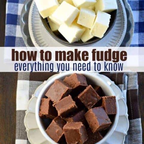 Basic Fudge Recipe