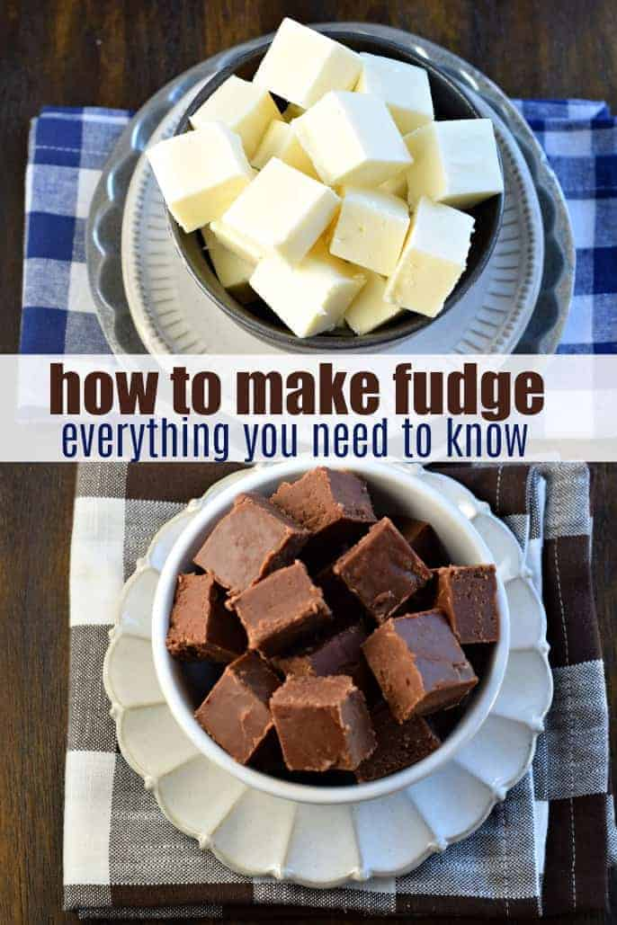 This basic fudge recipe is the perfect base for any of your favorite fudge flavors and mix-ins!