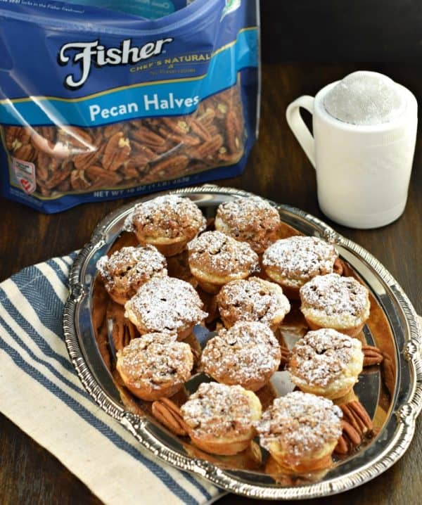 Fisher Nuts Pecan Tassies