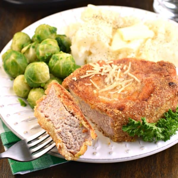 Find out how to get the perfect Oven Baked Parmesan Pork Chop