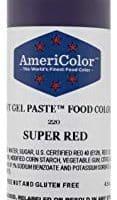 Americolor Gel Food Color, Super Red