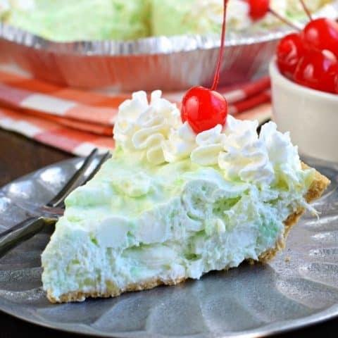Pistachio Pie