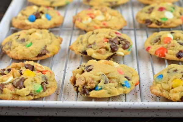 Pudding Cookies stay soft and chewy with this delicious recipe! You'll love that these Boyfriend Cookies are packed with ALL THE FLAVOR!