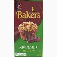 Baker's German's Sweet Chocolate, 4 oz