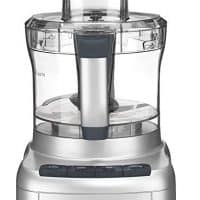 Cuisinart FP-8SV Elemental 8 Cup Food Processor, 8 Cup, 8 Cup