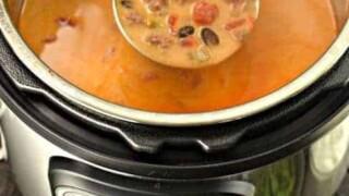 Instant Pot Taco Soup Recipe