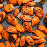 Roasted Carrots {2 Ways: Sweet OR Savory!}