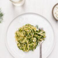 5-Ingredient Zucchini Noodles