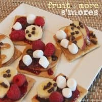 Fruit & More S'mores