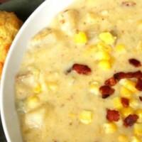 Crockpot Corn Chowder