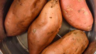 Instant Pot Sweet Potatoes Recipe