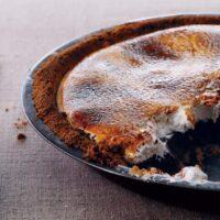 Chocolate S'more Pie