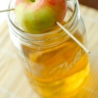 How to Make Homemade Apple-Infused Vodka