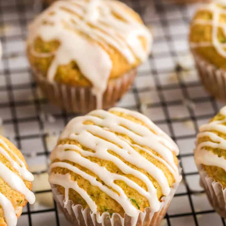 Zucchini Orange Muffins