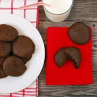 Low Fat Weight Watchers Recipe: Chocolate Cookies
