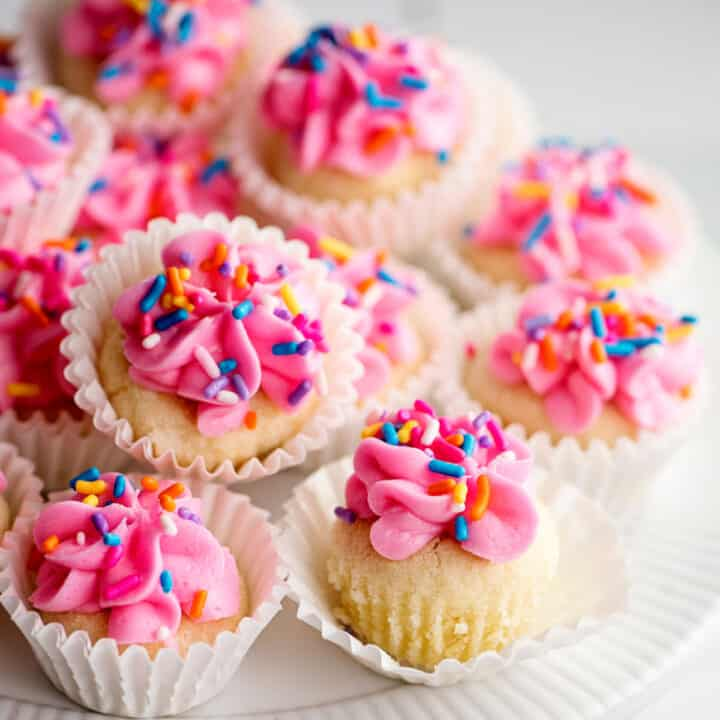Sugar Cookie Bites