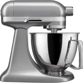 Kitchen Aid Mixer with bowl.